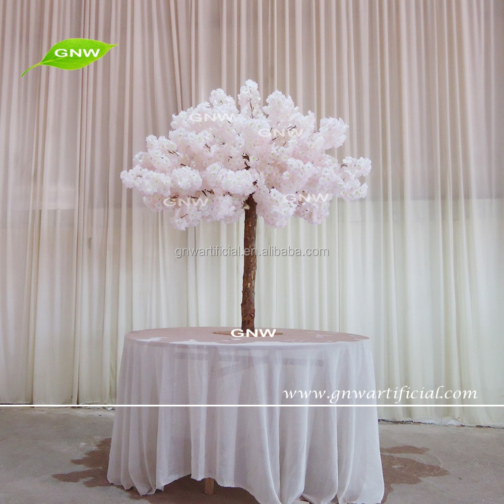 GNW CTR1605001-B 6ft light pink new Artificial cherry flower tree for wedding wholesale