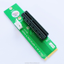NGFF M.2 to PCI-E 4X 1X Riser Card M2 M Key to PCIe X4 X1 Adapter Card