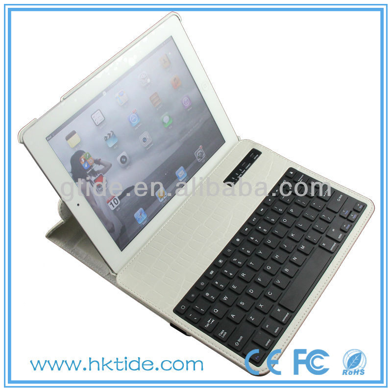 Hot Selling wireless bluetooth keyboard case for galaxy note 8