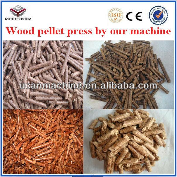 Pellet Size412mm granulés de bois Machines de fabrication  ~ Fabrication Pellet De Bois