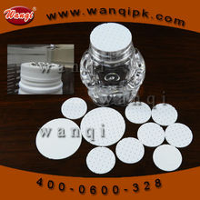 Supply breathability 1.0mm thickness liner for bottle cap