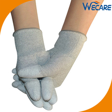Antistatic PU Coated Top Fit Hand Gloves For Electrical Working
