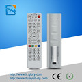 Custom digital satellite TV universal remote control codes for Toshiba TV