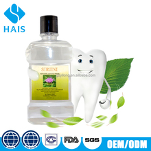 Oral hygiene cleaning liquid antiseptic perfume freshner for bad breath mouthwash