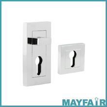 Exterior interior commercial lock door hardware