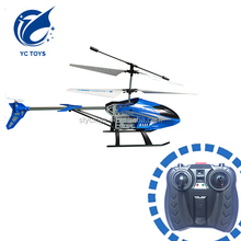 2016 new alloy series rc helicopter with gyro and light