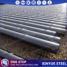 ASTM A36 X42 Drainage Steel Pipeline With 2PE Paint Coating, construction pipe, building materials