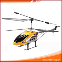 Rechargeable remote control 3 5 channel rc helicopter with camera