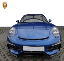 For Porsche 2014 911 991 Changed To Car-acere Style Body Kits Carrera Car Kit