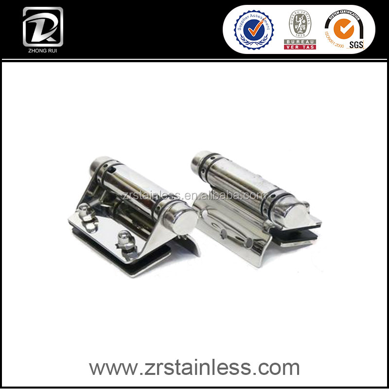 Corrosion Resistant Swimming Pool Fence Glass Hinge