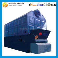 DZL/SZL series Half Automatic coal fired water and fire tube boiler 5000000kcal wood pellet steam boiler