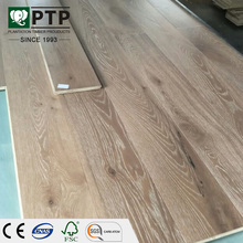 Made In Germany unilin double click bevelled matt acacia engineered oak flooring CE/CARB