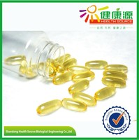 China supplier 1000mg Omega 3 Fish Oil softgel capsules GMP green health