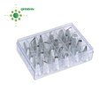 Stainless Steel Cake Decorating Tips/Mouth for Pastry bag/Fondant Tools