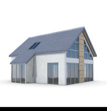 combined prefabricated modular house for sale