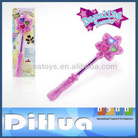 Girl Magic Wand Light Up Toy