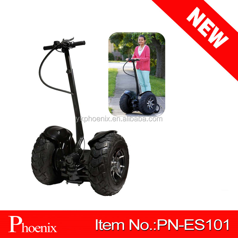 2-wheel Self-balancing Electric Chariot Scooter ( PN-ES101 )