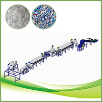 scraps pp pe recycling machine