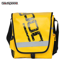 Customize waterproof shoulder type carry PVC travel bag