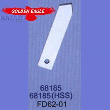 FD62 Star Sharp 740 SL700 Big and Po lion four-pin six-wire knife pad 68185 strong letter knife
