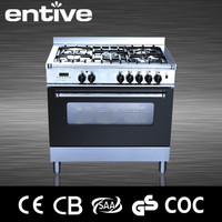 chinese restaurant kitchen cooking range with grill