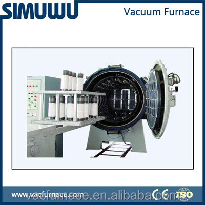 vacuum hardening process, vacuum gas quenching furnace