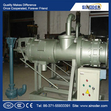 maize pulp solid liquid separator /bagasse dewater machine /tea slag dewater equipment to remove moisture