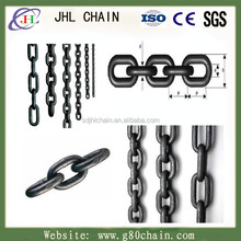 2016 New Product engine lifting chain grade 100 /80 alloy chain China Supplier lifting chain