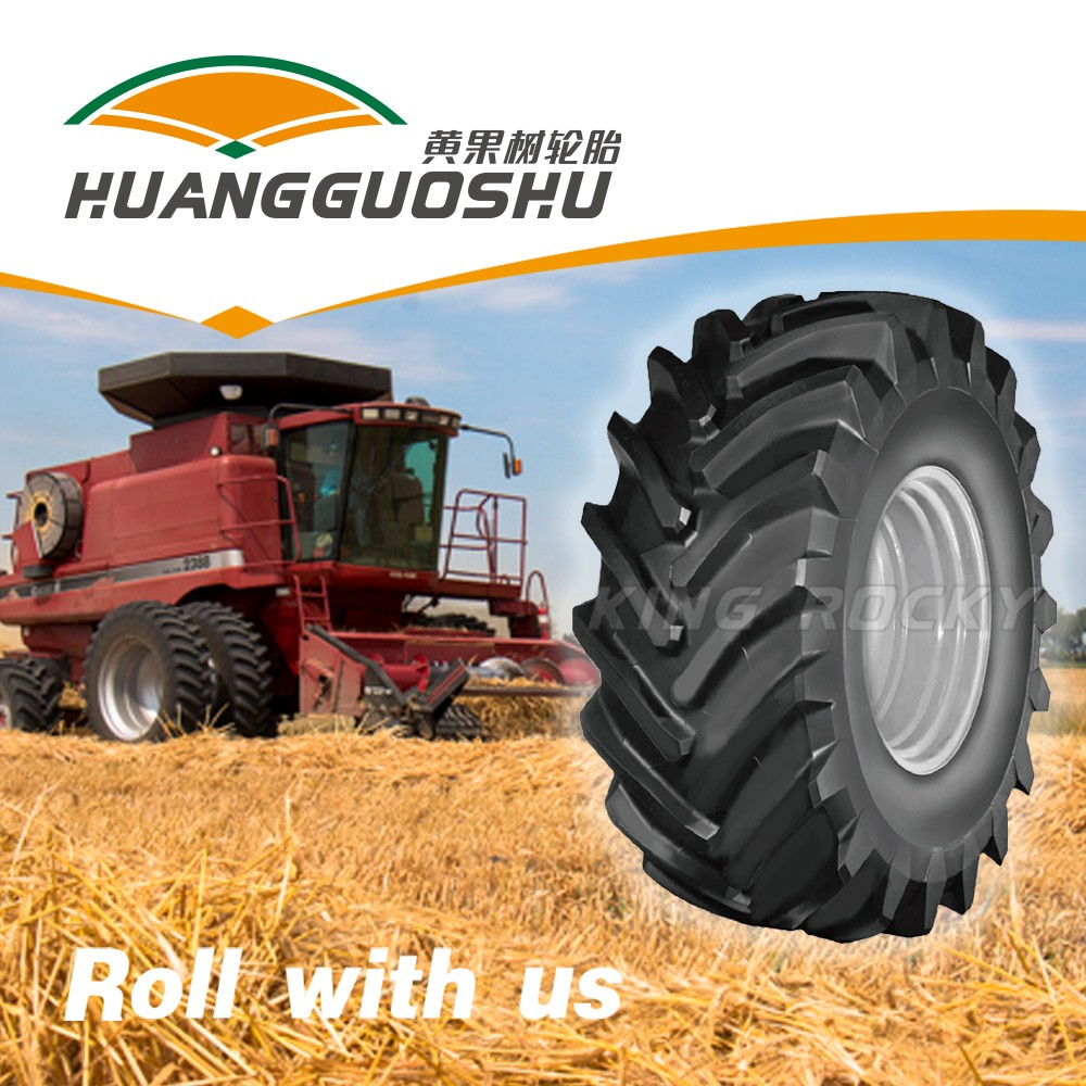 China r2 rice paddy tractor tire for farm used