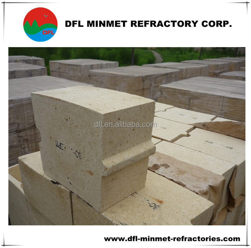 high quality alumina bricks high aluminum fire brick