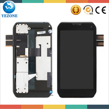 10 Year Professional Wholesale LCD Digitizer Touch Screen For Motorola Photon Q 4G LTE XT897 Display Phone Parts Replacement