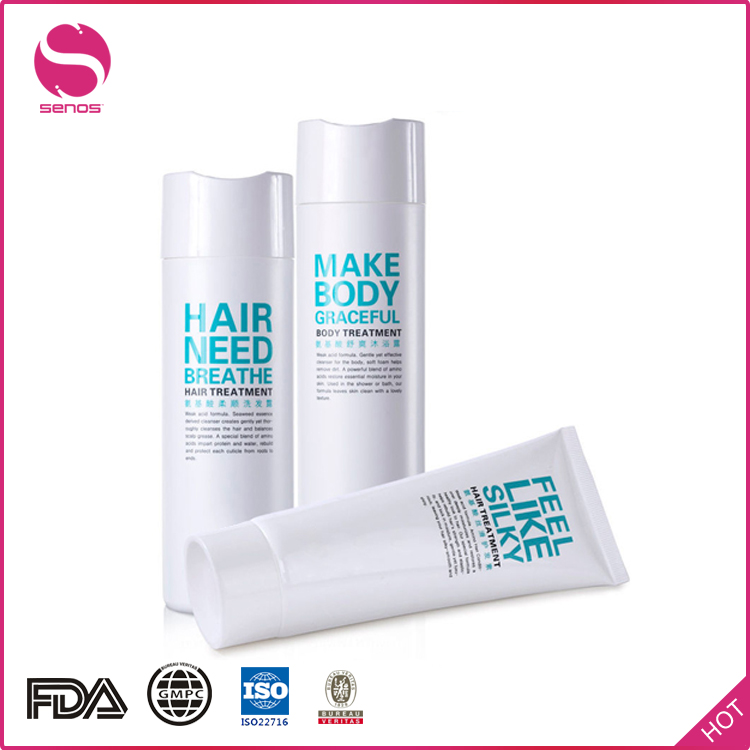 Senos Brands Custom Logo Without Chemicals Refreshing Anti-Itching Korean Hair Shampoo
