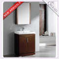 24'' Modern Wooden Bathroom Furniture Design with Ceramic Basin
