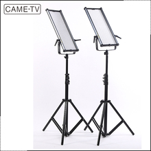 2pcs set Came-TV 1092D Daylight Studio Dimmable LED Flat Panel Light for Photography video Film Shooting