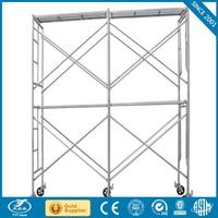 ERW ladder and scaffolding alibaba gold supplier ladder and scaffolding