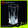 over 10 year experience reusable plastic acrylic shot glass