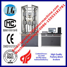 hydraulic static tensile testing machine