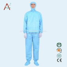 ESD working uniform Smock, Cheap Coverall Supplier