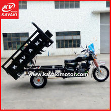 250CC Reverse Trike / Cargo Trike/ Wheels Cargo Tricycle With Front Windshield For Canton Fair Display