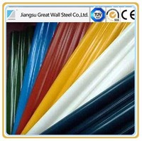 PPGI, roofing sheets, prepainted galvanized strip, color coated steel strip used metal roofing sale
