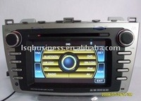 Car DVD for Mazda 6 with gps navi with DVD radio GPS Bluetooth Steering wheel control