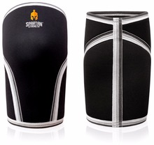 Knee Sleeves Support Compression for Weightlifting Powerlifting Squats and etc
