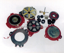 Tower crane spare parts--Fixed/Moving Magnet,Toothed Ring,Splined Sleeve,Spring,Fan Disc