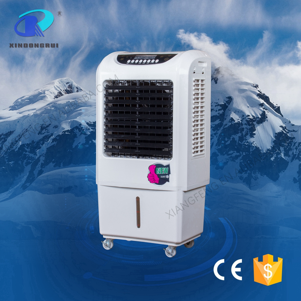Evaporative cooling pad water grill factory air cooler