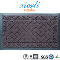 Home mat, rubber door mat, wholesale carpet supplies