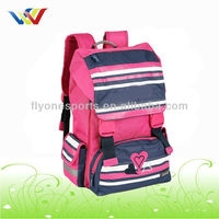 Special Custom Made Book Bags And Backpack School With Logo