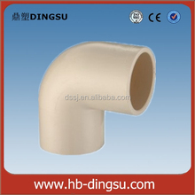 Factory ASTM D2846 High Tempreture Resistance CPVC Plumbing Materials CPVC Pipe Fittings 90 Degree Elbow