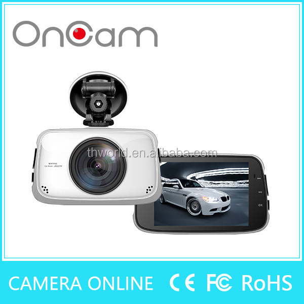 T808 fhd 1080p car camera 3.5 inch TFT LCD Display Night Vision with Novatek 96650 car dvr for T808