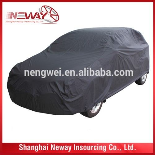 OEM high quality folding PEVA S M L XL XXL sun car cover
