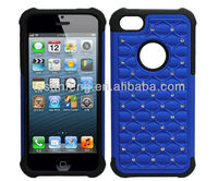 Factory direct wholesale 2013 silicone rubber phone case,for iphone case dropship